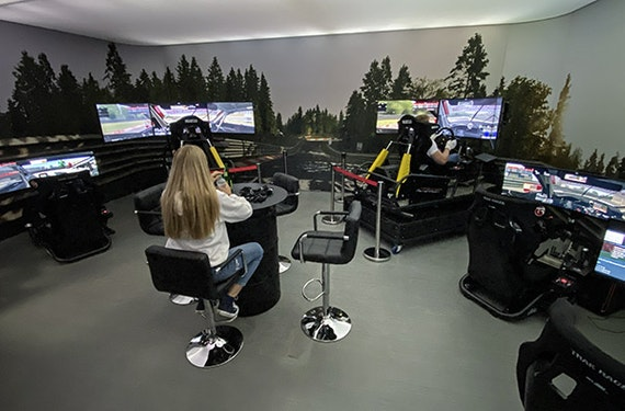 Sim Racing Recklinghausen (60 Min.)
