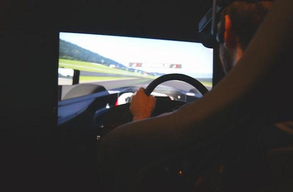 Sim Racing in Regau für 2 (30 min)