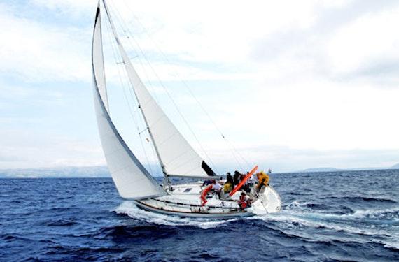 Skipper-Training in Kroatien