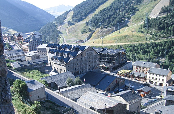 Skitouren-Reise Andorra für 2 (6 Nächte)
