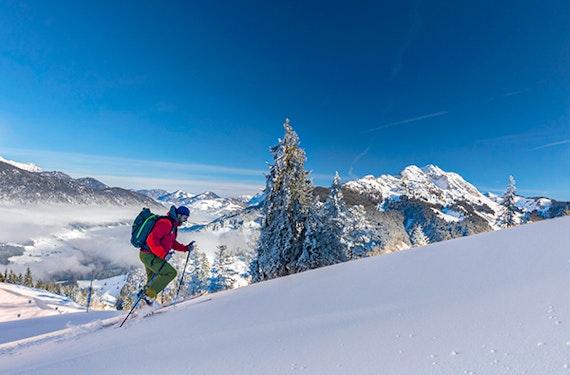 Skitour in Tirol