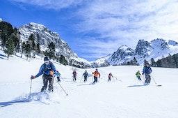 Skiwochenende für 2