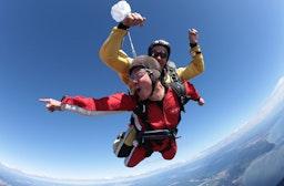 Fallschirm Tandemsprung Weltweit