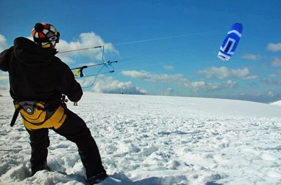 Snowkite-Kurs mit 2 Übernachtungen