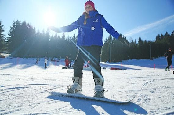 Snowboard Einsteigerkurs in Oberhof