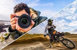 Sport & Action Fotoshooting in der Steiermark