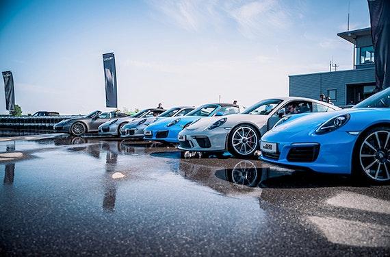 Sportwagen fahren Boxberg im Porsche (8 Std.)