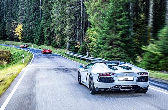 Sportwagen fahren München