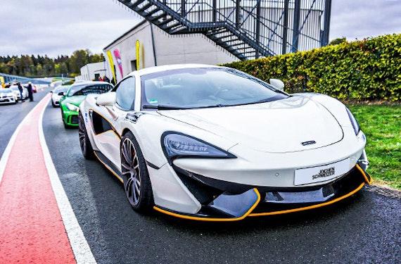 Sportwagen selber fahren – Diamant