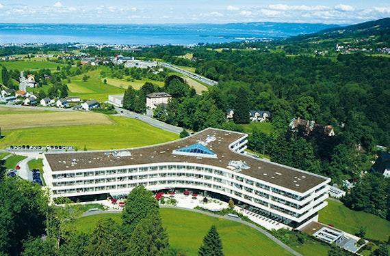 Übernachtung & Spa in St. Gallen für 2