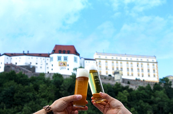 Stadtführung mit 3-Gänge-Menü in Passau