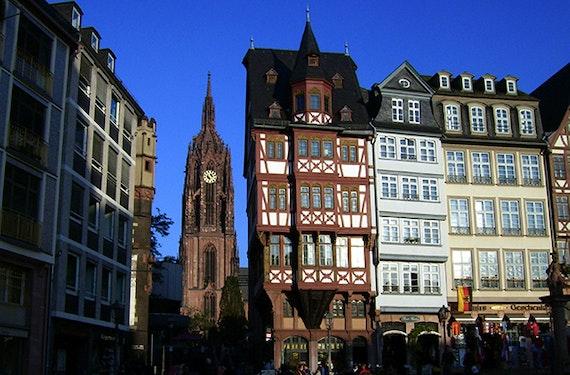 Vampir-Stadtführung Frankfurt