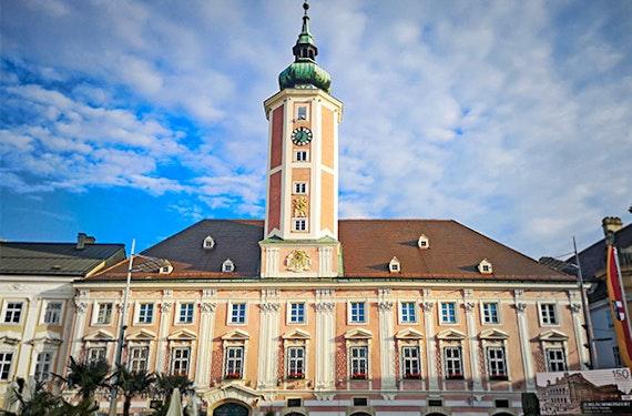 Stadtführung St. Pölten für 2 (2 Std.)