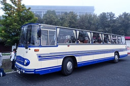 Außergewöhnliche Stadtrundfahrt Berlin (Ost) im DDR-Oldtimer-Bus