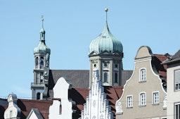 Städtereise Augsburg für 2 (2 Nächte)
