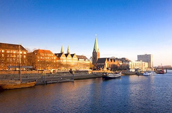 Städtereise nach Bremen für 2