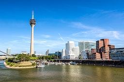 Städtereise Düsseldorf für 2 (3 Nächte)
