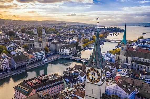 Städtetrip Zürich mit Rad & Zoo für 2 (2 Nächte)