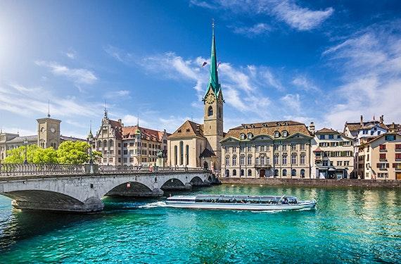 Städtetrip und Lindt Museum Zürich für 2 (1 Nacht)