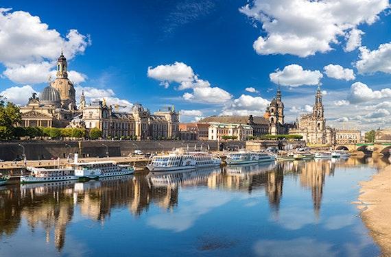 Kurztrip Dresden mit Elbschifffahrt für 2 (2 Tage)