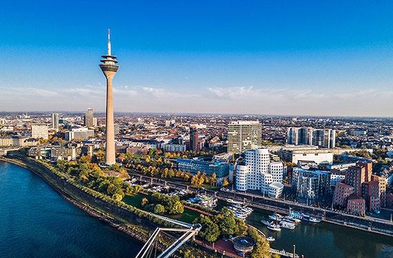 Städtetrip Düsseldorf für 2 (2 Nächte)
