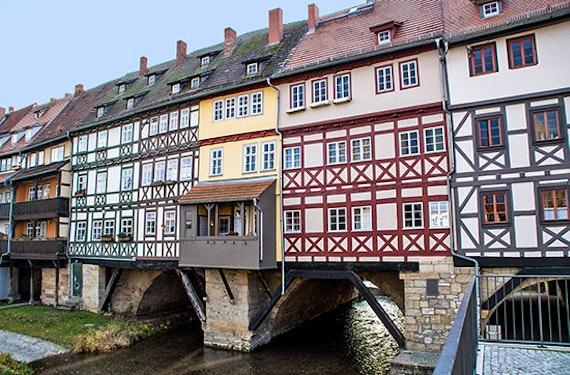 Städtetrip nach Erfurt für 2