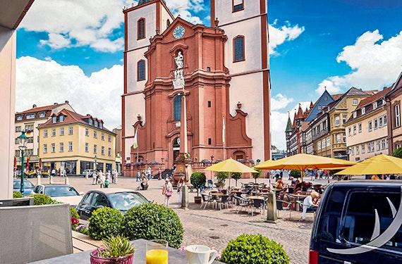 Städtetrip Fulda für 2 (2 Nächte)