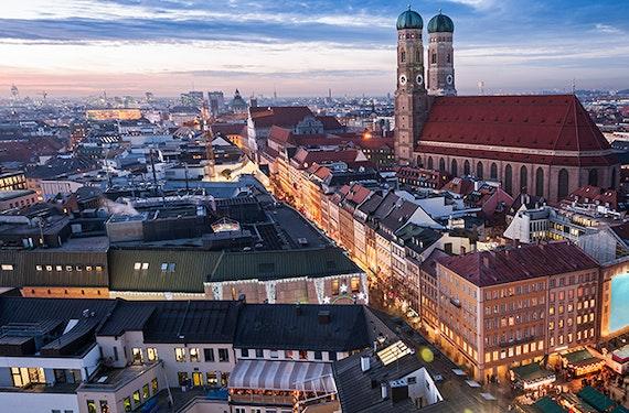 Städtetrip München für 2