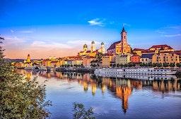 Städtetrip Passau mit Radverleih für 2 (2 Nächte)