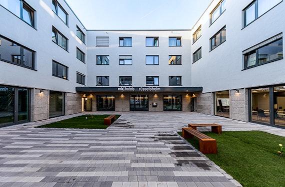 Städtetrip Rüsselsheim für 2