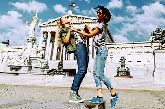 Städteurlaub in Europa für 2