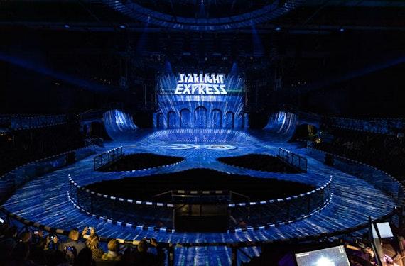 Musical-Reise Bochum mit Starlight Express für 2 (2 Tage)