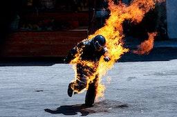 Stuntman Action-Tag bei Berlin