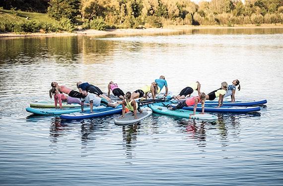 SUP Fitness Kurs Pirna (1 Std.)
