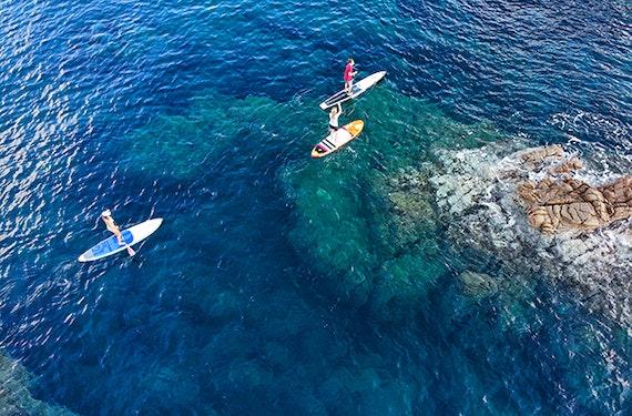 SUP auf Sardinien (6 Tage)