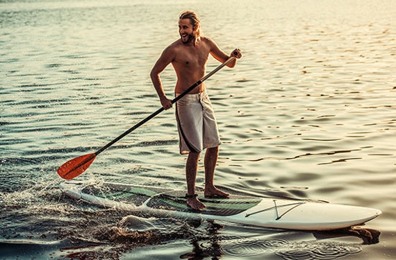 SUP Sunset Tour in Berlin