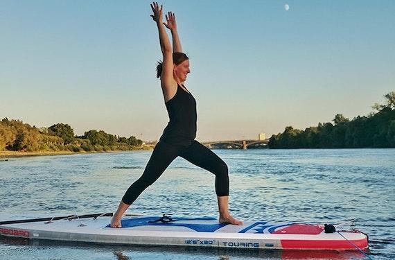 SUP Yoga Wiesbaden (60 Min.)
