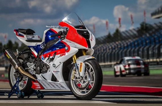 Superbike Renntaxi
