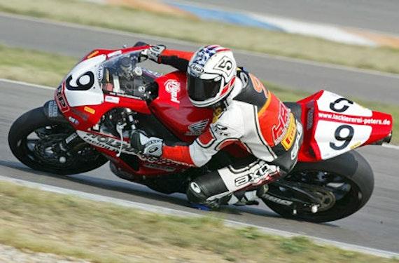 Superbike Training mit Leihmotorrad