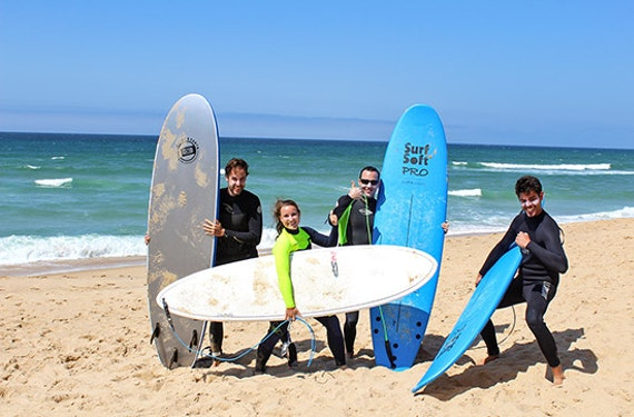 Surf-Camp in Portugal (8 Tage)
