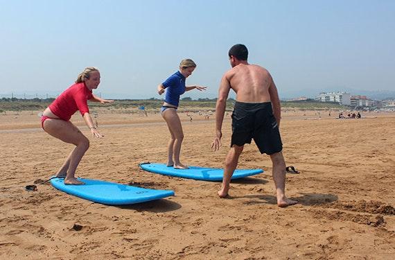 Surfcamp Agadir (6 Nächte)