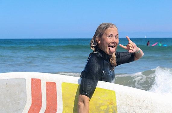 Surfcamp San Sebastian (7 Nächte)