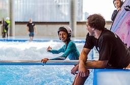 Indoor Surfkurs (Kinder bis 14 J.) - Arena München