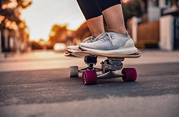 Surf Skateboard selber bauen (2 Tage)