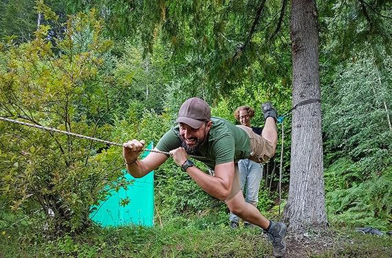 Survival Camp in Bad Peterstal-Griesbach