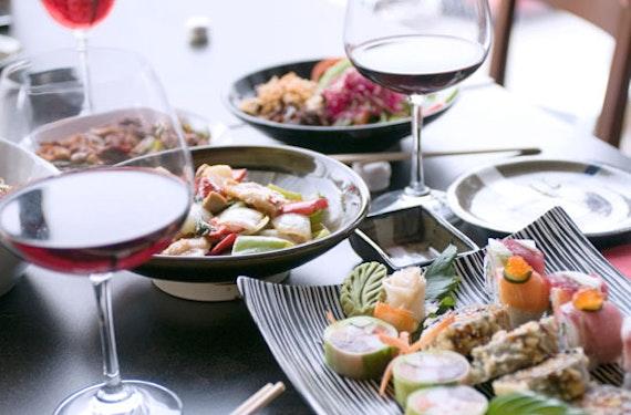 Sushi Workshop mit Weinprobe in Zürich