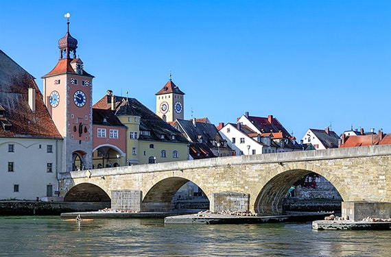 Tagestrip nach Regensburg
