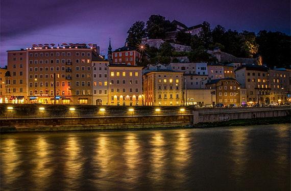 Tagestrip nach Salzburg