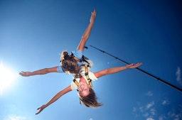 Tandem Bungee Jumping in Duisburg für 2