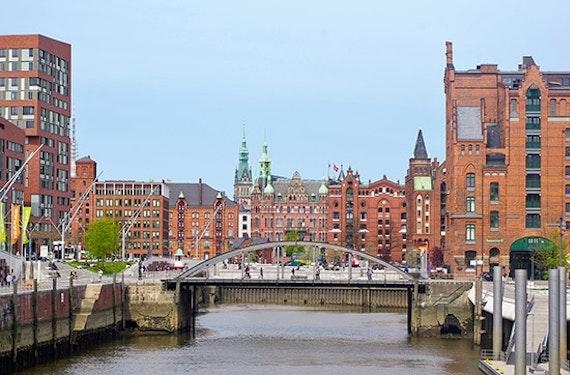 Tatort Stadtführung in Hamburg